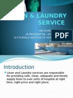 Linen Laundry Service