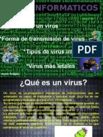 Virus Informaticos Trabajo de Carlos
