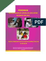 Buku Surveilans Dan Sistem Informasi Malaria