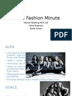 retail fashion minute e port