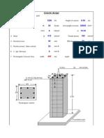 Ractangular+column