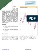 CNX NIFTY Technical Report 9Nov-13Nov | Zoid Research