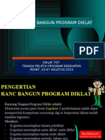 Rancang Bangun Program Diklat