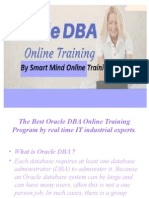 Oracle DBA Online training.pptx