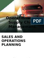 Sales&Operation Planning