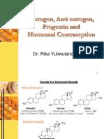 Estrogen, Progestin, Contraception