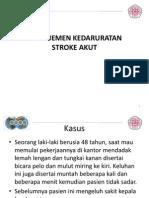 13. Kedaruratan Stroke