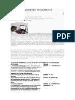 ACTIVIDADES GOBIERNO ESCOLAR 2013.docx