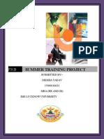 TRAINING AND DEVELOPMENT PUNJAB NATIONAL BANK PNB