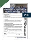 Prova Educação Profissional 2011 2 PE