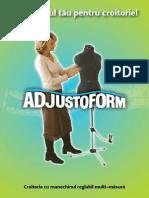Ghid Adjustoform