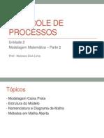 Controle de Processos Unidade2-Parte2