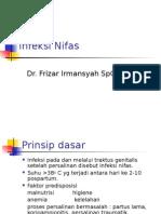 Infeksi Nifas