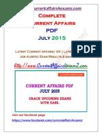 CA4Examz- Complete PDF- July 2015