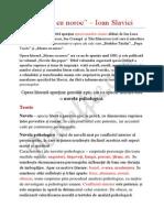 Moara Cu Noroc Ioan Slavici PDF