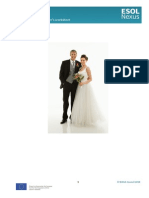 Weddings Uk Worksheets