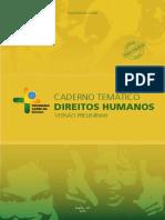 Caderno Direitos Humanos