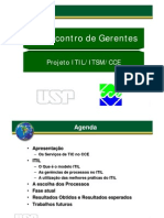 ITIL USP