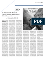 Juan Latino. Revista WADIAS