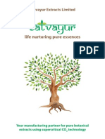 Satvayur Corporate Profile Ebrochure