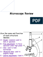 7th Grade Microscope Exam Review