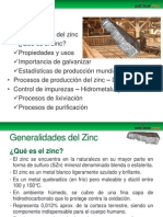 Hidrometalurgia Del Zinc-Antonio Moya