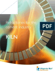 Refractories for the Cement Industry KILN