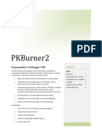 Manual PKBurner2 R3