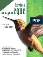 Revista Repliegue nº2 (UV)