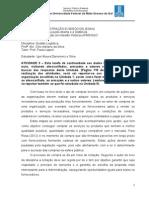 Tarefa Unidade 3 - Gestão Logística - Questões 06-11-15 - Igor Moura