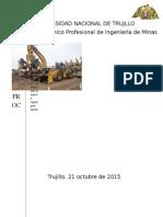 Procedimiento Seguro-Maquinas Pesadas de Mov.tierras