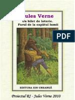 09. Jules Verne - Un Bilet de Loterie. Farul de La Capatul Lumii v1.0