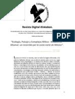 Sistemas Bioticos Rituales R. Arán Articulo 2015.