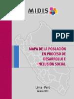 poblacion - inclusion social