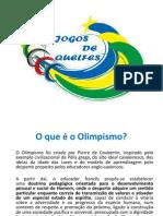 Jogos Quelfes 2016 - Apresentação
