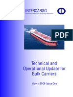 Technical and Operational for Bulk Carriers 2