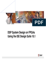 Fpga With Processor and DSP Th Final