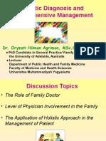 Holistic Diagnosis & Comprehensive Management