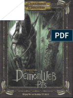 D&D 3.5 - Expedition to the Demonweb Pits Lvl 9-12