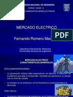 Mercado Eléctrico - CH