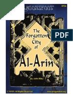 DF26 Al Arin Lvl 10-14