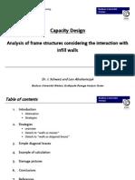 2013 Capacity-Design Infills