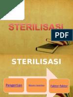 10. STERILISASI