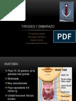 Tiroides y Embarazo