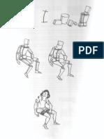 Decomposiçâo Da Figura Humana