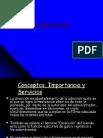 01 Direccion Apuntes