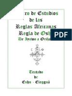 Tratado de Eshú _ Alegguá