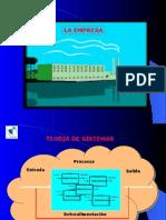 01 Sistema Empresa (Teoria de Sistemas)
