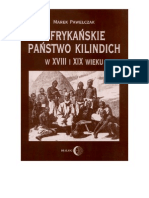 Afrykańskie państwo Kilindich w XVIII i XIX wieku - ebook