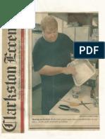Anton Anderssen Candle Making Clarkston 1998